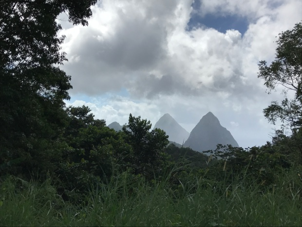 Pitons St. Lucia