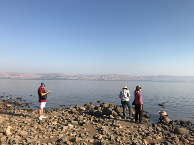 Beauty of the Sea of Galilee