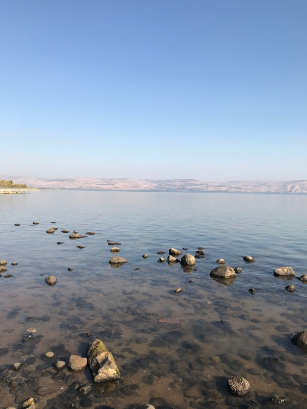 Sea of Galilee Peacefulness