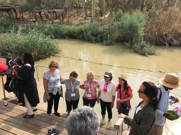 Jordan River Baptism