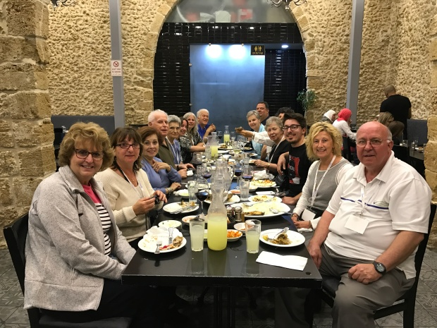 Our Last Supper In Israel
